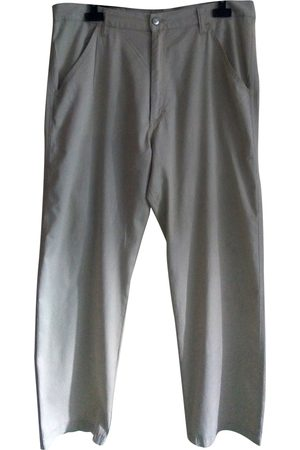 GUY LAROCHE Cotton Trousers