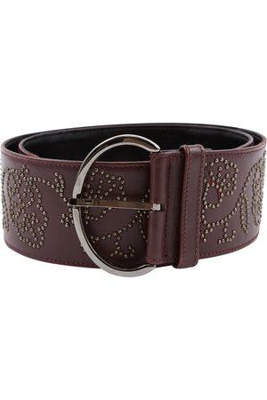 Oscar de la Renta Leather Belts
