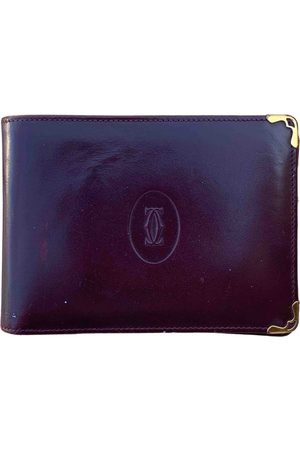 Cartier Leather Small Bags\, Wallets & Cases