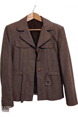 Stefanel Wool Jackets