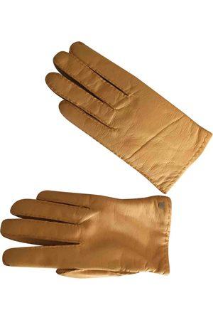 AKRIS Leather Gloves