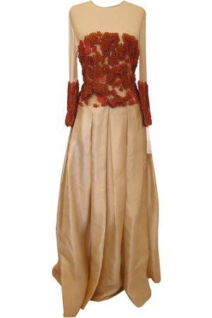 Naeem Khan Silk Dresses