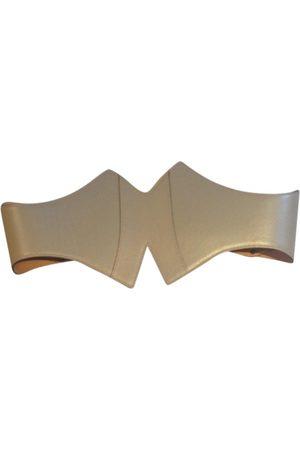 Alaïa Leather Belts