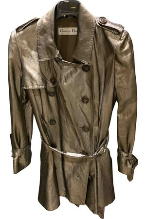 Dior Silk Trench Coats