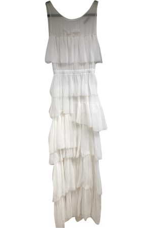 Nina Ricci Silk Dresses