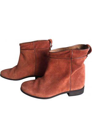 Hoss Intropia Biker boots