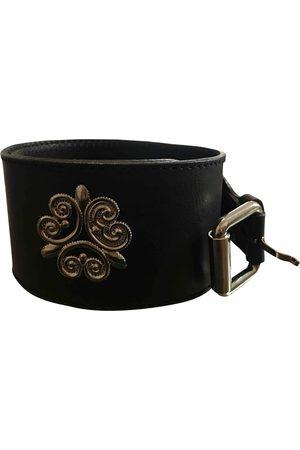 Carven Leather Belts