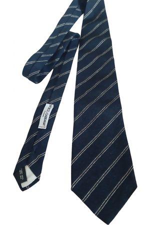 Dolce & Gabbana Men Neckties - Wool tie