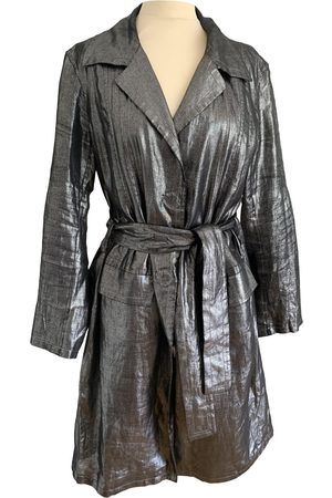 Dior Linen Trench Coats