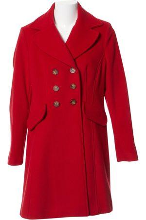 Inès de la Fressange Wool Coats