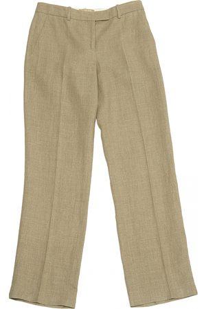 Michael Kors Linen Trousers