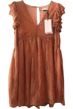 WEILI ZHENG Lace Dresses