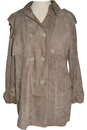 Dolce & Gabbana Suede Coats