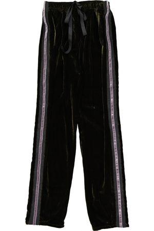 JOHANNA ORTIZ Velvet Trousers