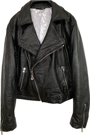 Emanuel Ungaro Leather Jackets