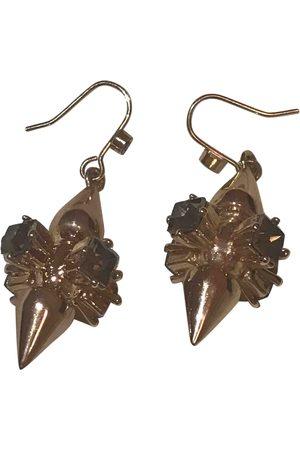 MAWI Metal Earrings
