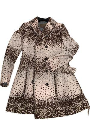 John Galliano Polyester Trench Coats