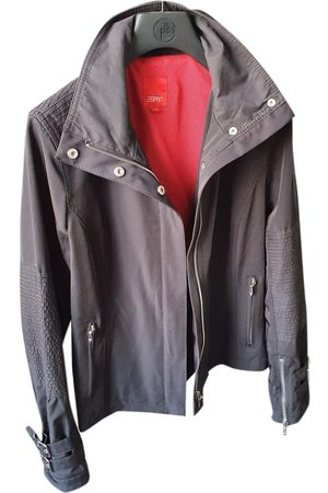 Esprit Synthetic Leather Jackets