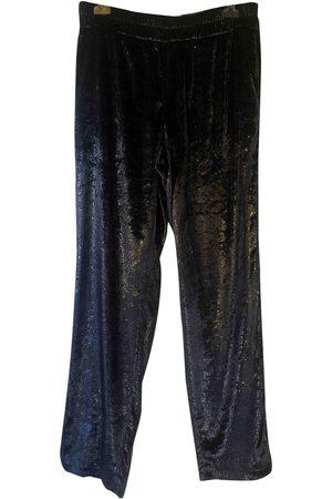 Serafini Velvet Trousers