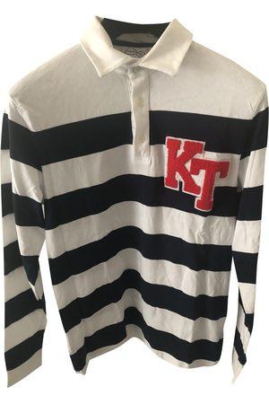 Maison Kitsuné Cotton Polo Shirts