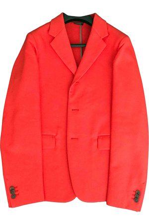Jil Sander Cotton Jackets