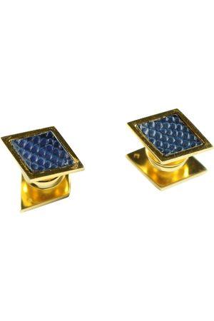 Hermès Gold plated Cufflinks