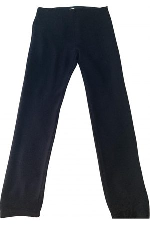 Alexis Mabille Polyester Trousers