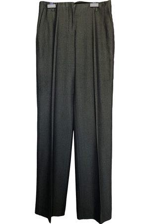 Calvin Klein Silk Trousers