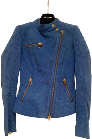 SLY010 Suede Jackets