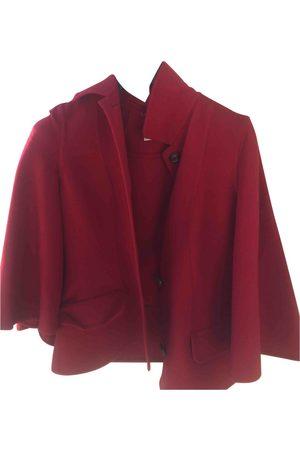 Salvatore Ferragamo Wool cape