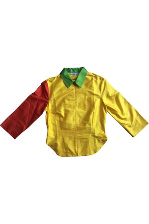 JC DE CASTELBAJAC Silk jacket