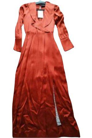 UTERQUE Silk Dresses