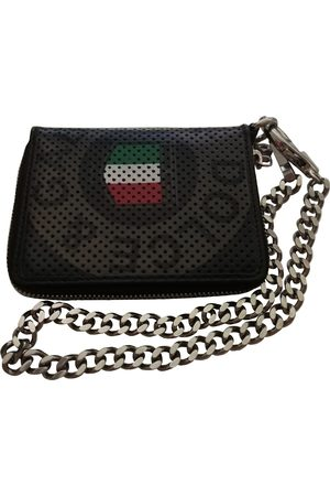Dolce & Gabbana Leather Small Bags\, Wallets & Cases