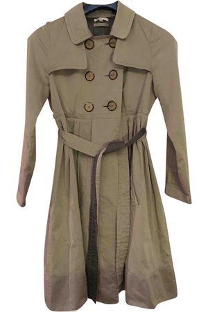 Paule Ka Cotton Trench Coats