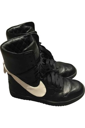 Nike Men Sneakers - Leather high trainers