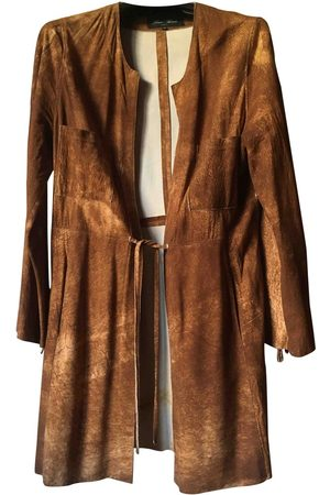 SAM RONE Suede Coats