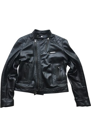 Les Hommes Leather Jackets