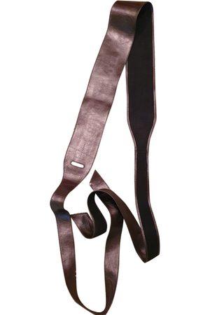 TALBOT RUNHOF Leather Belts