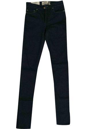 Acne Studios Denim - Jeans Jeans