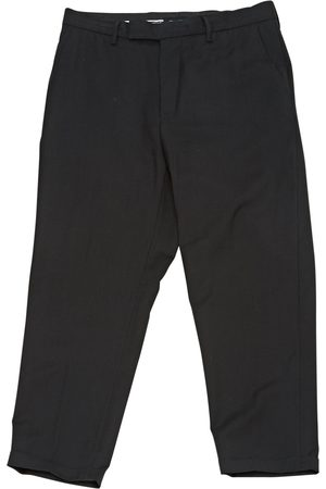 KRIS VAN ASSCHE Wool Trousers