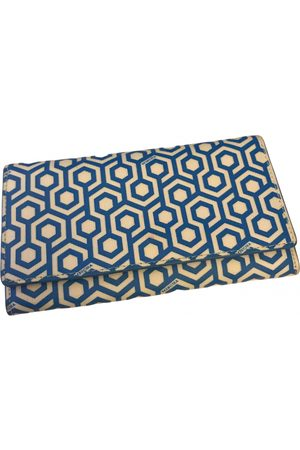 Mischa Leather Clutch Bags