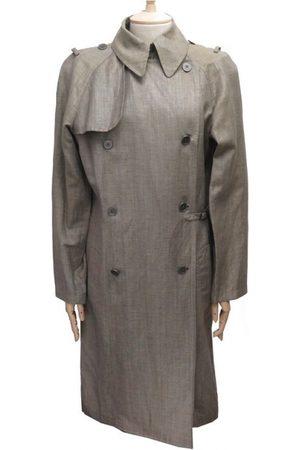 Hermès Wool Trench Coats