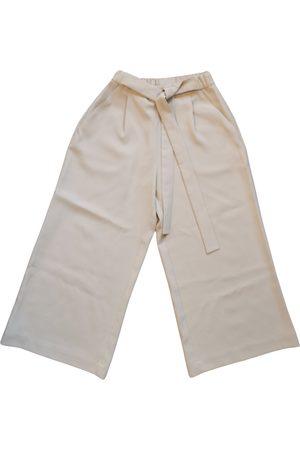 LE BON MARCHÉ Polyester Trousers