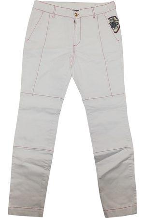Cavalli Class Cotton Jeans
