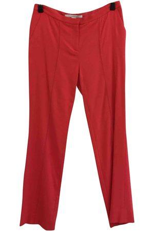 Diane von Furstenberg Viscose Trousers