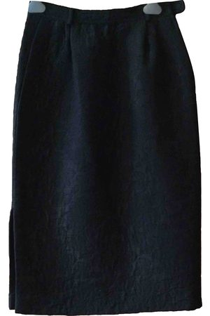 VALENTINO GARAVANI Wool mid-length skirt