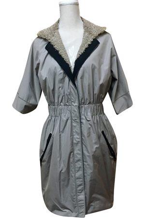 Giambattista Valli Polyester Trench Coats
