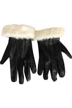 Gianfranco Ferré Leather Gloves
