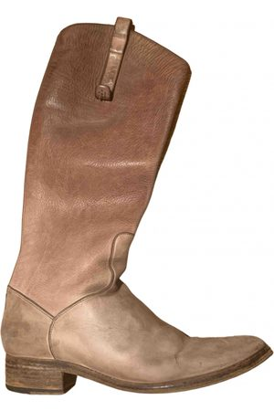 SARTORE Leather Boots