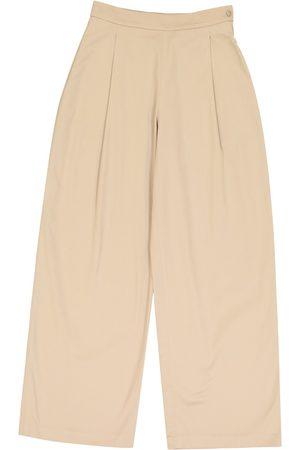 DECOTIIS Cotton Trousers